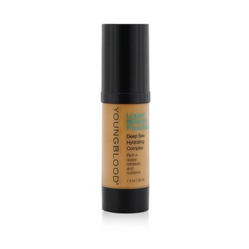 Youngblood Hydratační tekutý make up s minerály Liquid Mineral Foundation - Suntan