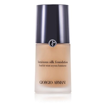 Giorgio Armani Lehký hedvábný make up bez oleje Luminous Silk Foundation - č. 4.5 (Sand)
