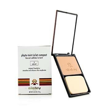 Sisley Podkladový pudr Phyto Teint Eclat Compact Foundation - č. 3 Natural