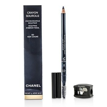 Chanel Tužka na obočí Crayon Sourcils Sculpting Eyebrow Pencil - č. 60 Noir Cendre