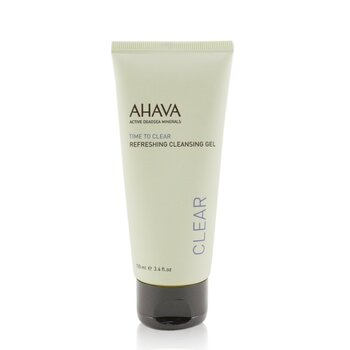 Ahava Osvěžující čisticí gel Time to Clear Refreshing Cleansing Gel