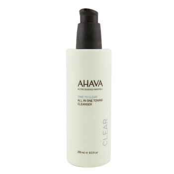 Ahava Tonizační čisticí odličovač Time To Clear All In One Toning Cleanser