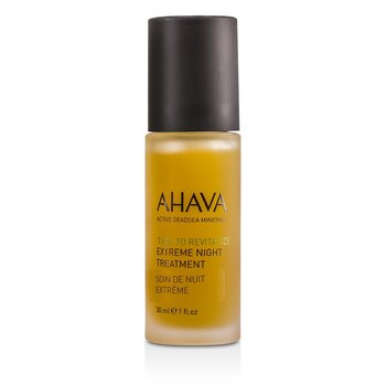 Ahava Výživné noční sérum Time To Revitalize Extreme Night Treatment