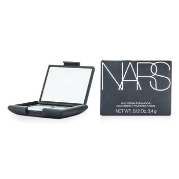 NARS Krémové oční stíny Duo Cream Eyeshadow - Burn It Blue
