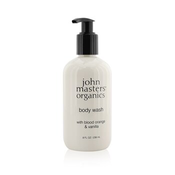 John Masters Organics Sprchový gel Blood Orange & Vanilla Body Wash