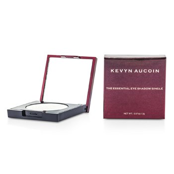 Kevyn Aucoin Mono oční stíny The Essential Eye Shadow Single - Platinum (Liquid Metal)