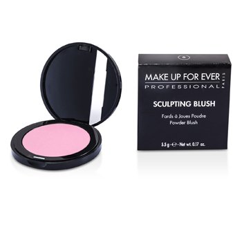 Make Up For Ever Pudrová tvářenka Sculpting Blush Powder Blush - č.8 (Satin Indian Pink)