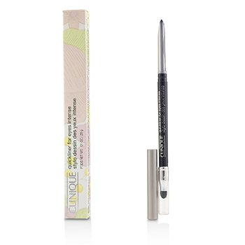 Clinique Konturovací tužka na oči Quickliner For Eyes Intense - č. 01 Intense Black