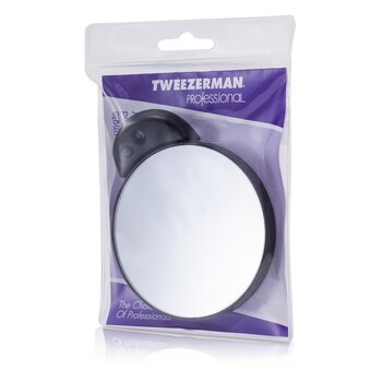 Tweezerman Zrcátko zvětšující 10x Professional TweezerMate 10X Lighted Mirror