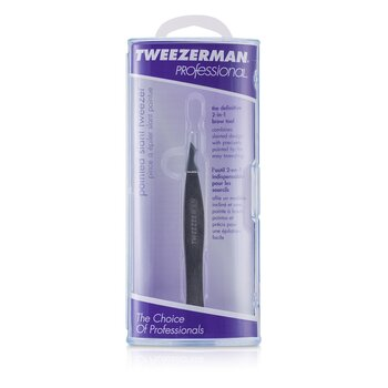 Tweezerman Špičatá pinzeta Professional Point Slant Tweezer