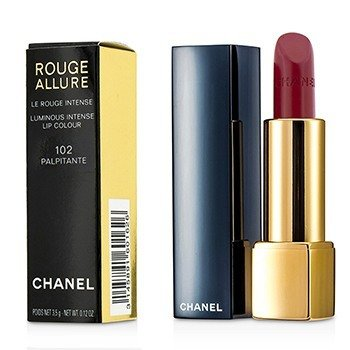 Chanel Intenzivní rtěnka Rouge Allure Luminous Intense Lip Colour - # 102 Palpitante