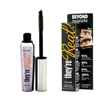Benefit Řasenka Theyre Real Beyond Mascara - Black