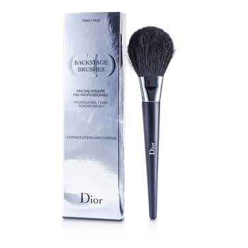 Christian Dior Štětec pro pudrový make-up Backstage Brushes Professional Finish Powder Foundation Brush (Light Coverage)