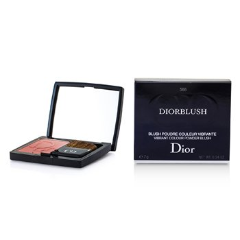 Christian Dior Pudrová tvářenka DiorBlush Vibrant Colour Powder Blush - # 566 Brown Milly