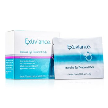 Exuviance Oční masky Intensive Eye Treatment Pads