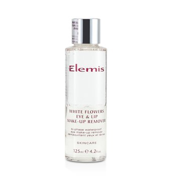 Elemis Odličovač očí a rtů White Flowers Eye & Lip Make-Up Remover