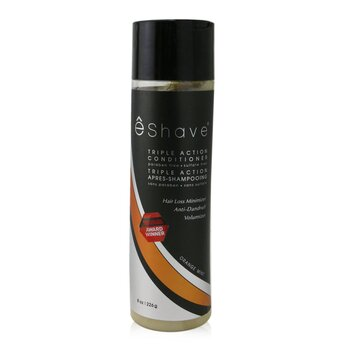 EShave Kondicionér s 3 účinky pomeranč a máta Triple Action Conditioner - Orange Mint