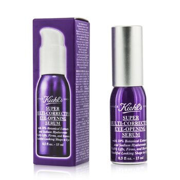 Kiehls Korekční oční sérum Super Multi-Corrective Eye Opening Serum