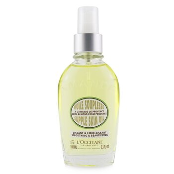LOccitane Almond Supple Skin Oil - Smoothing & Beautifying