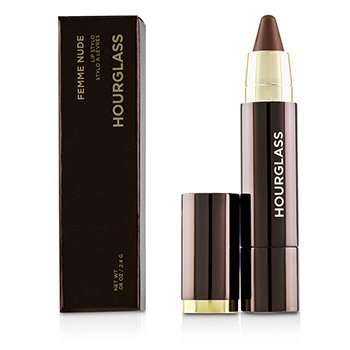 HourGlass Femme Nude Lip Stylo - #N5 (Golden Peach Nude with Shimmer)