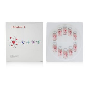 Dermaheal Lipolitický roztok LL - Lipolytic Solution (Biological Sterilized Solution)
