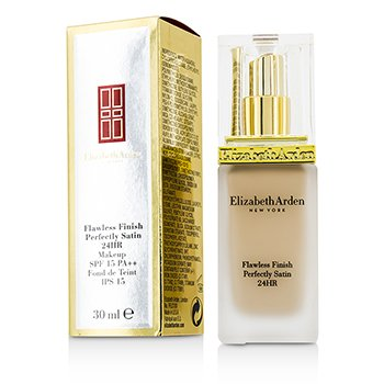 Elizabeth Arden Flawless zakončující Perfectly Satin 24HR Makeup SPF15 - #01 Alabaster