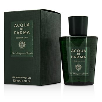 Acqua Di Parma Colonia Club vlasový & sprchový gel