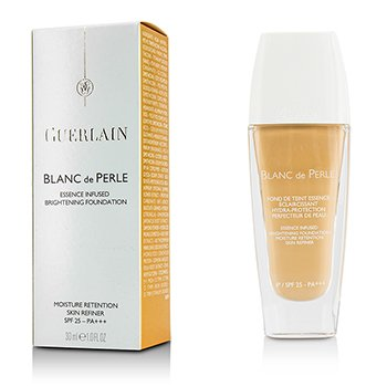 Guerlain Blanc De Perle Essence Infused Brightening Foundation SPF 25 - # 02 Beige Clair