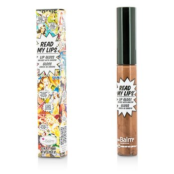 TheBalm Read My Lips (lesk na rty Infused With Ginseng) - #Ka Bang!