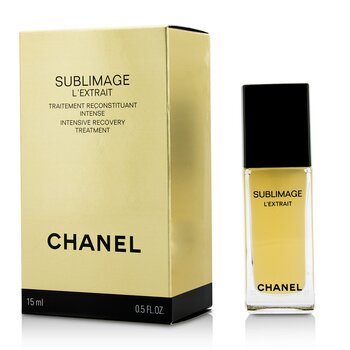 Chanel Sublimage LExtrait Intensive Recovery Treatment