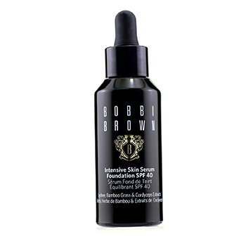 Bobbi Brown Intensive Skin Serum Foundation SPF40 - # Warm Natural