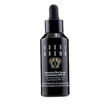 Bobbi Brown Intensive Skin Serum Foundation SPF40 - # Warm Sand