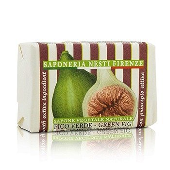 Nesti Dante Le Deliziose Natural Soap -  Green Fig