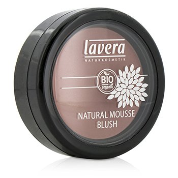 Lavera Natural Mousse růž - #02 Soft Cherry