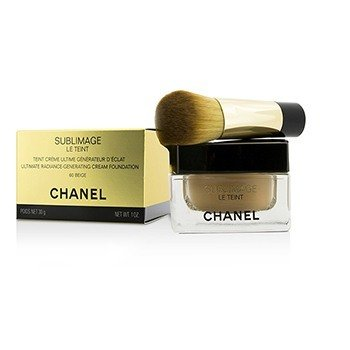 Chanel Sublimage Le Teint Ultimate Radiance Generating Cream Foundation - # 60 Beige
