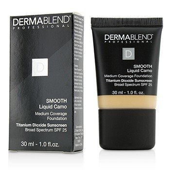 Dermablend Smooth Liquid Camo Foundation SPF 25 (Medium Coverage) - Natural (25N)