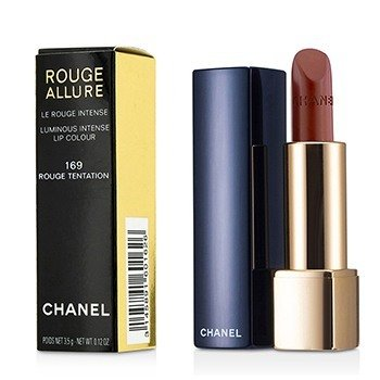 Chanel Rouge Allure Luminous Intense rtěnka - # 169 Rouge Tentation