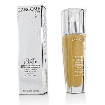 Lancome Teint Miracle Natural Healthy Glow Makeup SPF 15 - # 320 Bisque 4W (US verze)