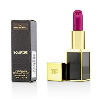 Tom Ford Lip Color Matte - # 15 Electric Pink