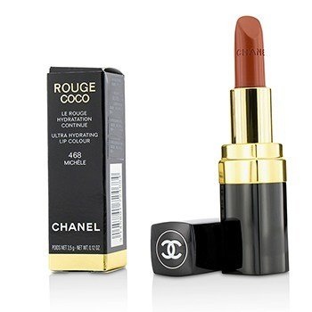 Chanel Rouge Coco Ultra Hydrating Lip Colour - # 468 Michele