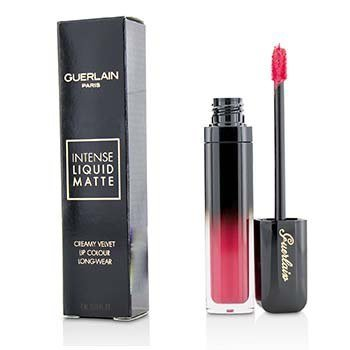 Guerlain Intense Liquid Matte Creamy Velvet Lipcolour - # M71 Exciting Pink