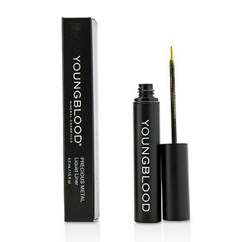 Youngblood Precious Metal Liquid Liner - #18 Karat