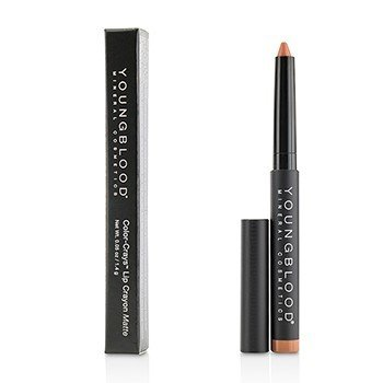 Youngblood Color Crays Matte Lip Crayon - # Santa Cruz