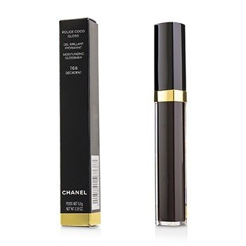 Chanel Rouge Coco Gloss Moisturizing Glossimer - # 768 Decadent