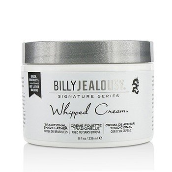 Billy Jealousy Signature Series Whipped Cream Traditional Shave Lather