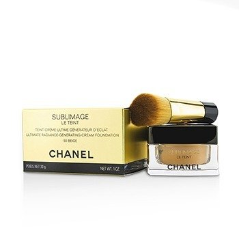 Chanel Sublimage Le Teint Ultimate Radiance Generating Cream Foundation - # 50 Beige