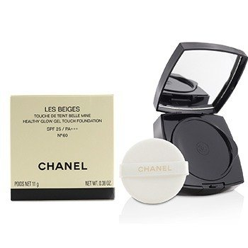 Chanel Les Beiges Healthy Glow Gel Touch Foundation SPF 25 - # N60