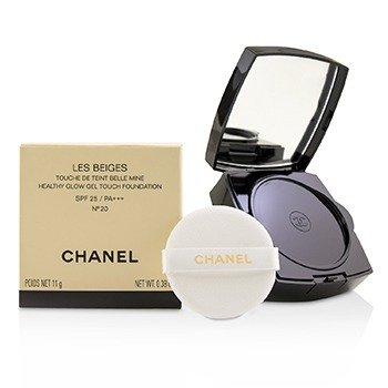 Chanel Les Beiges Healthy Glow Gel Touch Foundation SPF 25 - # N20