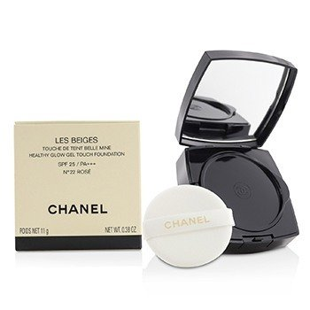 Chanel Les Beiges Healthy Glow Gel Touch Foundation SPF 25 - # N22 Rose