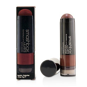 Smashbox L.A. Lights Blendable Lip & Cheek Color - # Sunset & Wine